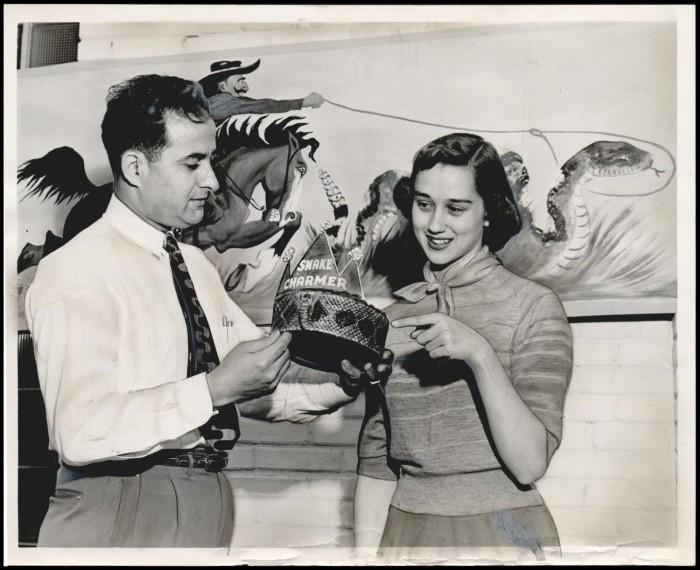 1953 Okeene Rattlesnake Hunt