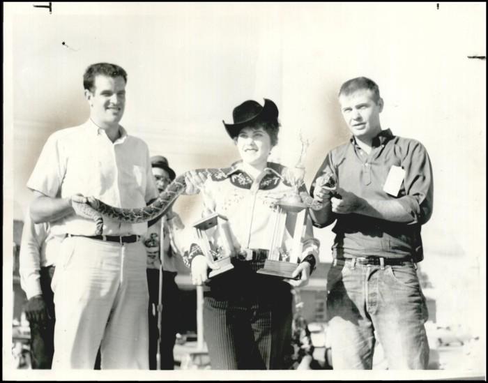1961 Okeene Rattlesnake Hunt